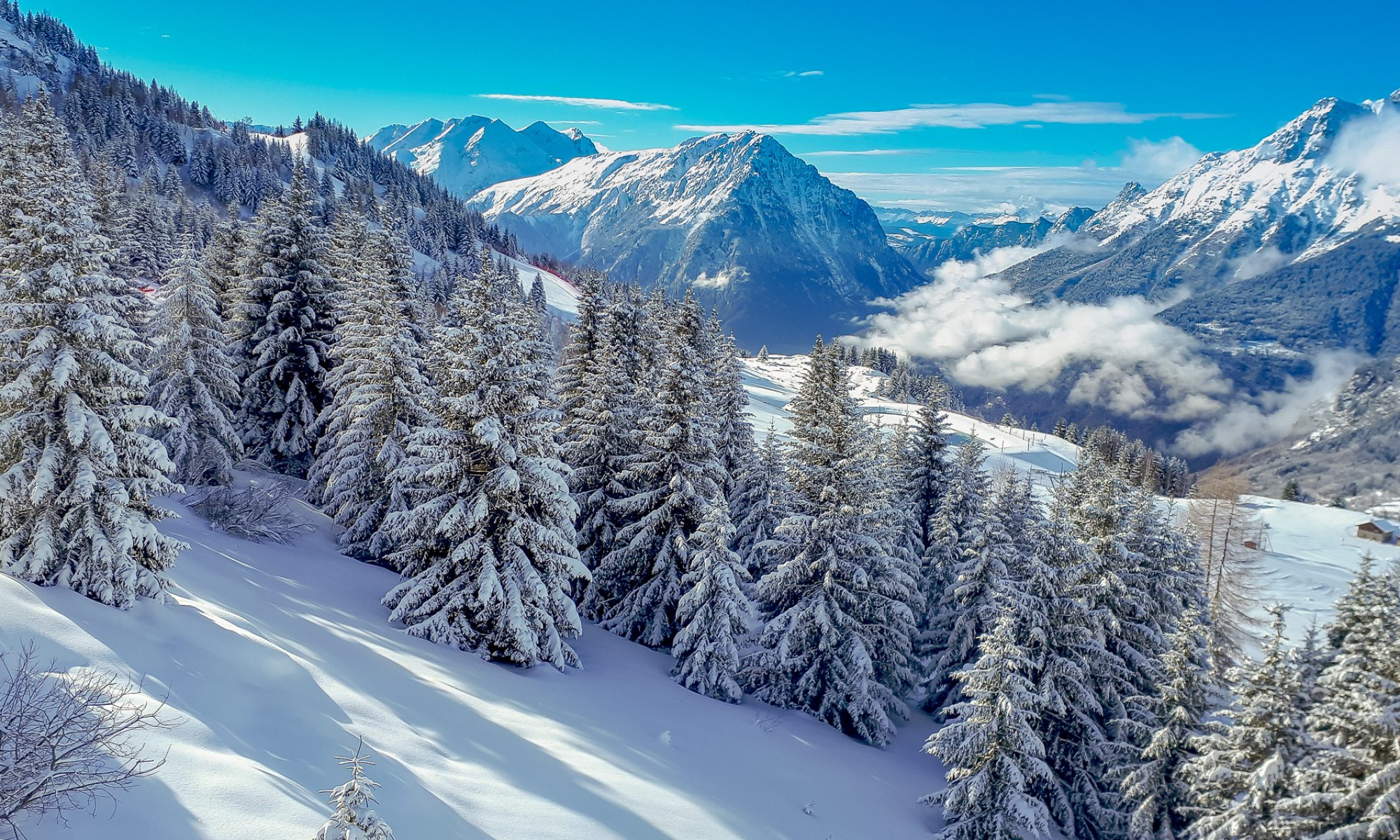 Winter Ski Holidays in Oz & Alpe d'Huez