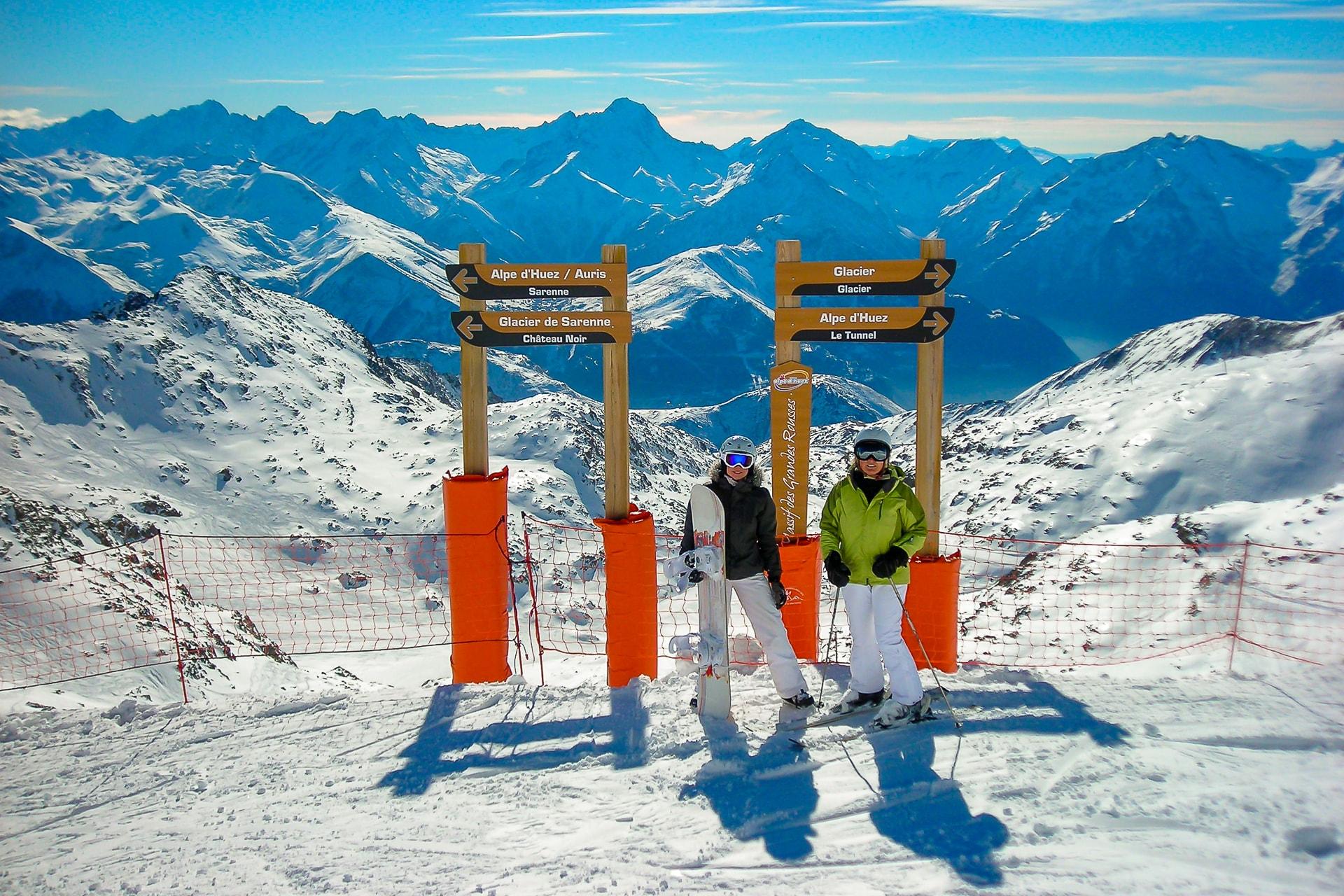 ski holiday in Oz