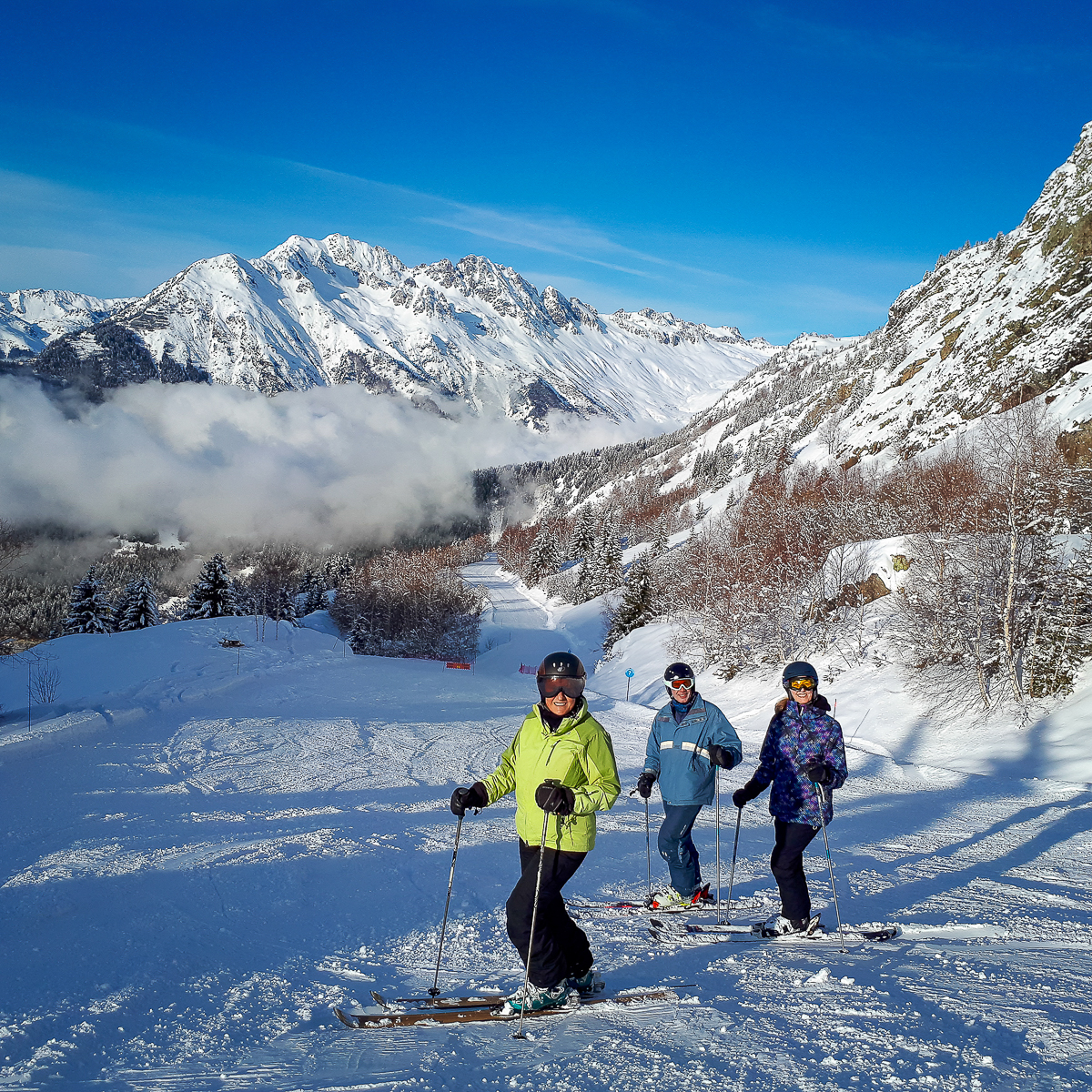 skiing holidays in 2021